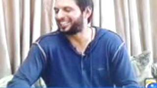 Shahid Afridi Wants Second Bride Any Sexy Girl There