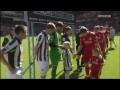 West Brom Mascot wont Shake Steven Gerrards Hand -vjwryzGUFbI
