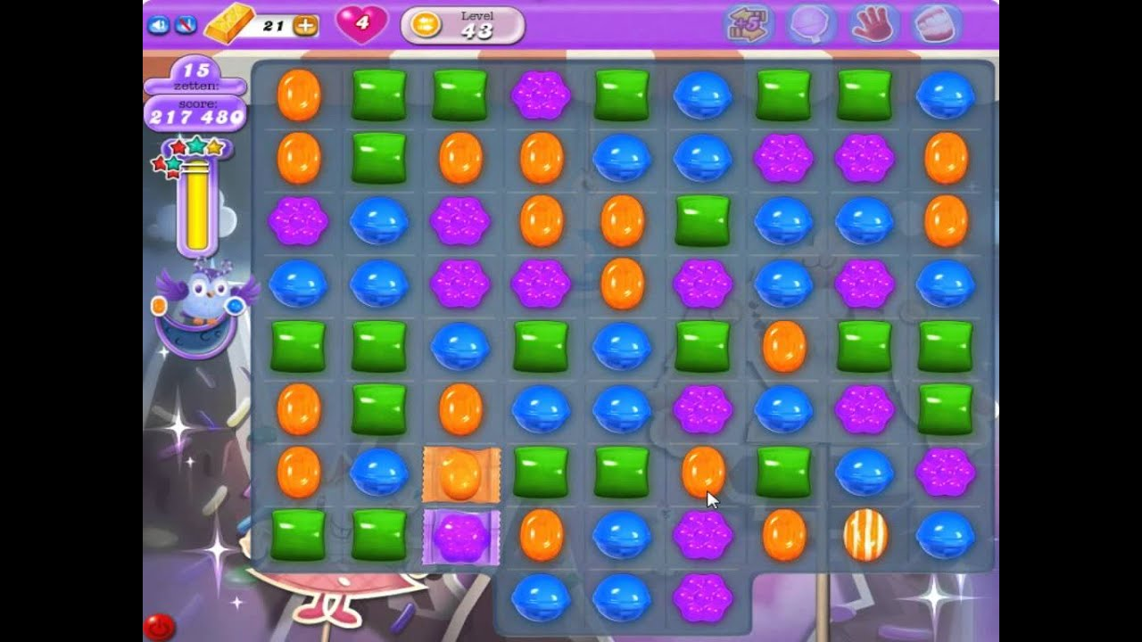 Candy Crush How To Unlock Level 36