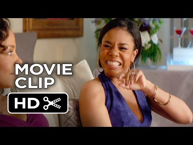 The Best Man Holiday Movie CLIP - Give Jordan a Chance (2013) - Nia Long Movie HD