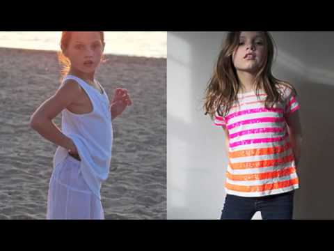 Nina Lubarda Model Management Children