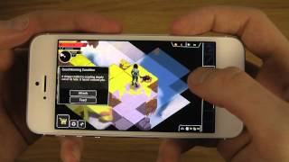 Shattered Planet iPhone 5S iOS 7.1 HD Gameplay Trailer