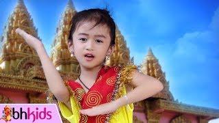 Sóc Sờ Bai Sóc Trăng - Bé Tú Anh   Nhạc Thiếu Nhi 2017