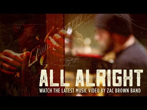 Zac Brown Band - All Alright