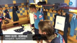 VIDEO SELFIE | Henrique