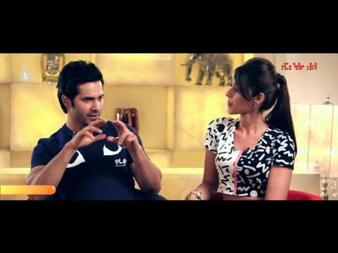 Ileana D'Cruz & Nargis Fakhri reveal Varun Dhawan's nasty side Exclusove only on MTunes HD