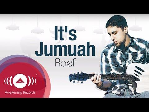 Raef - It's Jumuah (Animated Version) | [Rebecca Black Cover]