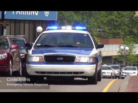 Police Cars Responding