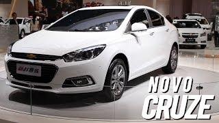 Novo Chevrolet Cruze 2015, VW Jetta E Jeep Renegade