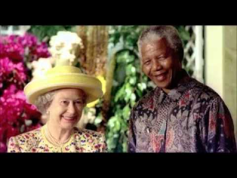 Queen Elizabeth Leads Tributes For Nelson Mandela