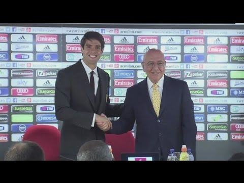 Kaka 'returns home to AC Milan'