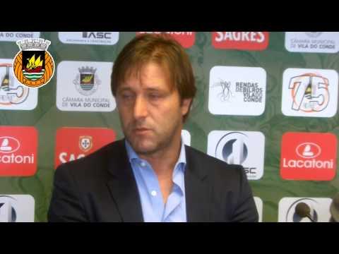 Pedro Martins é o novo treinador do Rio Ave FC
