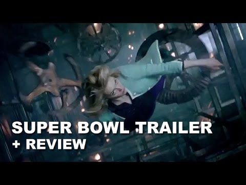 The Amazing Spider-Man 2 Super Bowl Trailer + Trailer Review : HD PLUS