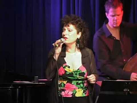 Laurie Krauz performs Bob Levys I Should Go Home