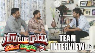 Gunturodu team interview | Manchu Manoj | Pragya Jaiswal