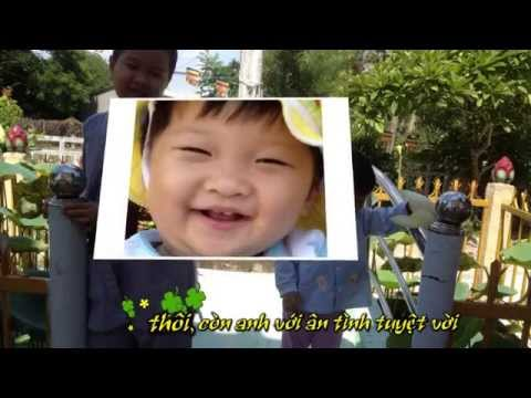 KARAOKE Tang Em Mot Bau Troi   Luong Gia Huy