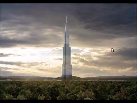 Trung Quốc sẽ xây tòa nhà cao nhất thế giới trong 90 ngày!