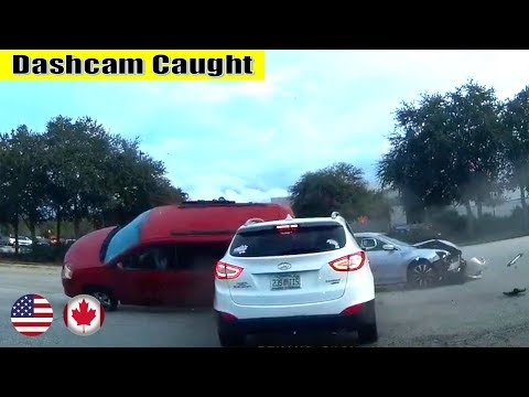 Ultimate North American Cars Driving Fails Compilation - 104 [Dash Cam Caught Video]