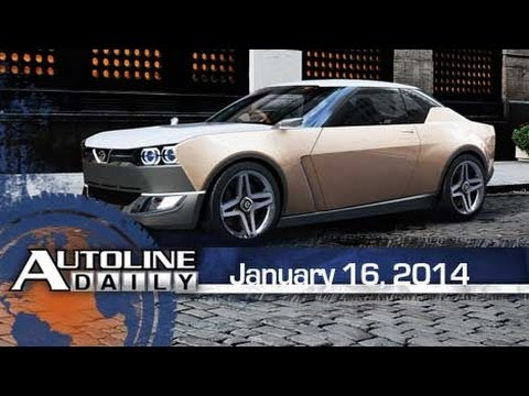 Nissan Wants IDx Concept in Production - Autoline This Week 1293