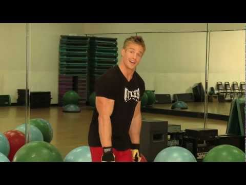 Bulging Bicep Workout w/ FitnessVTC.com's James Ellis