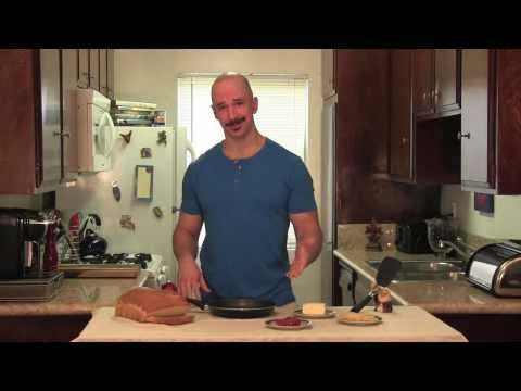 Grilled Cheese Sandwich Recipe - Quick Meals Ep.2
