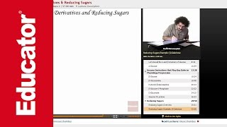 """Hexose Derivatives & Reducing Sugars"" 