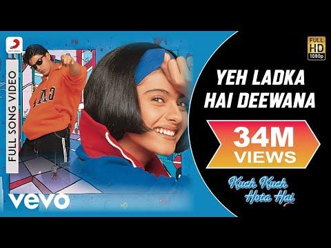 Yeh Ladka Hai Deewana - Kuch Kuch Hota Hai | Shahrukh Khan | Kajol