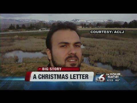 Imprisoned Boise pastor writes letter from Iranian prison