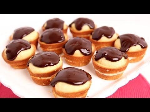 Boston Cream Cupcakes Recipe