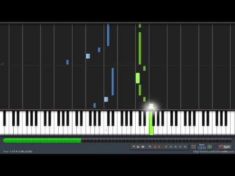 Because I'm A Girl Piano - Kiss [100% Speed]