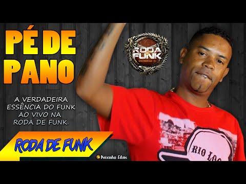 MC Pé de Pano :: Ao vivo na Roda de Funk lançando uma braba :: Especial
