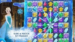 Frozen Free Fall (Disney) Android & IPhone