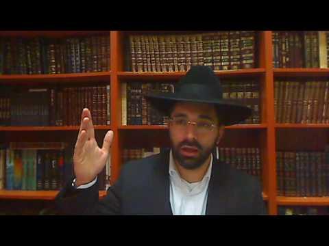 הרב מאיר אשר לוגסי פרשת ויגש ״ירידה לגלות״