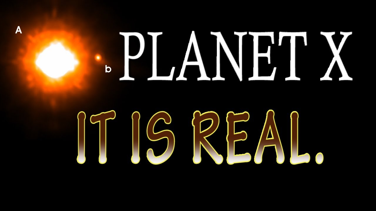 planet x is real