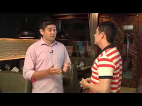 Inside TV: Rivanildo mostra novo restaurante na zona leste de THE