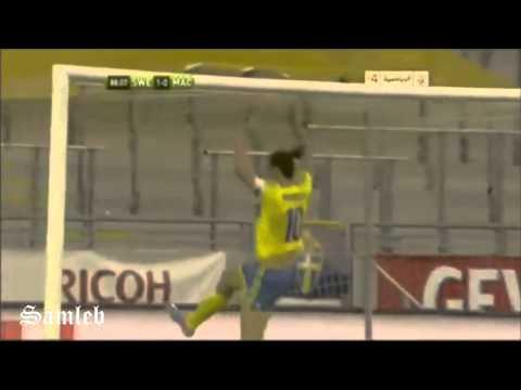 Zlatan Ibrahimovic Crazy or Not ?