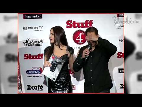 Shazahn Padamsee unveils the 4th anniversary issue cover of Stuff magazine