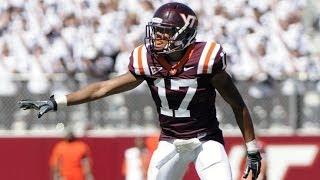 Kyle Fuller| Virginia Tech Highlights ᴴᴰ