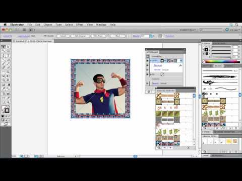Illustrator CS5 Stroke Tips and Hidden Gems with Special Guest Mordy Golding