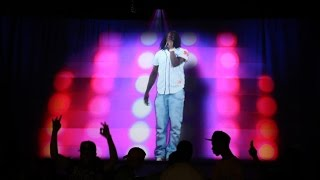 Indiana Police Shuts Down Concert Because Chief Keef Appears in Hologram Form and Performed!