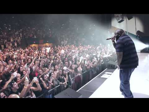 Wale brings out Rick Ross at J. Cole's