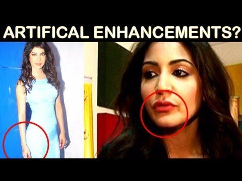 Priyanka Chopra, Shahid Kapoor, Deepika Padukone & Anushka Sharma's ARTIFICAL ENHANCEMENTS