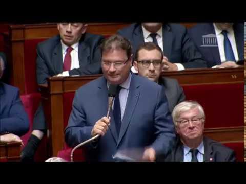 M. Philippe Gosselin - Plan violence dans les écoles