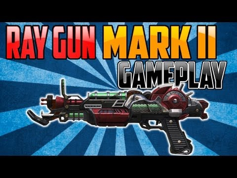 Ray gun mark 2 glitch after patch