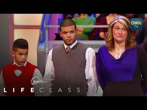Can a Single Mom Teach Her Son How to Be a Man? - Oprah's Lifeclass - Oprah Winfrey Network