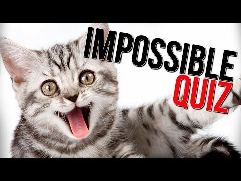 HARDEST GAME I'VE EVER PLAYED! - Impossible Quiz 2 - Part 3