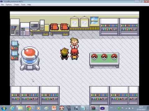 Pokemon Fire Red Hack Tutorial Part2 Route 820 e APSE(dowload na descrição)