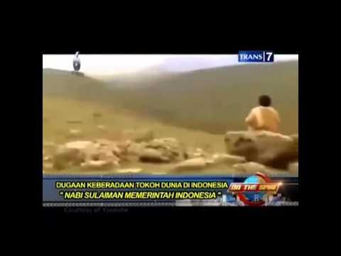 On The Spot Trans7 Terbaru - Dugaan Tokoh Dunia Ada Di Indonesia