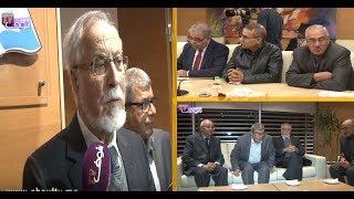 حزب التقدم و الاشتراكية يستقبل خالد مشعل بعد قرار ترامب  