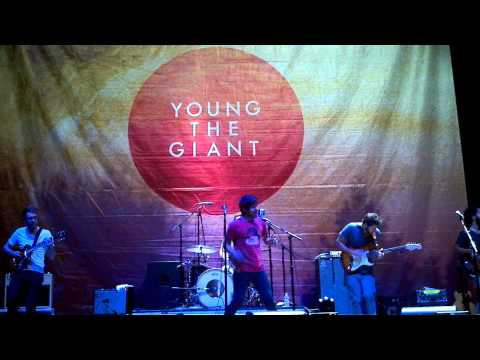 Young the Giant - Apartment (Live at Susquehanna Bank Center 09/10/11)